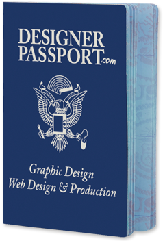 DesignerPassport.com - Graphic Design, Web Design & Productio